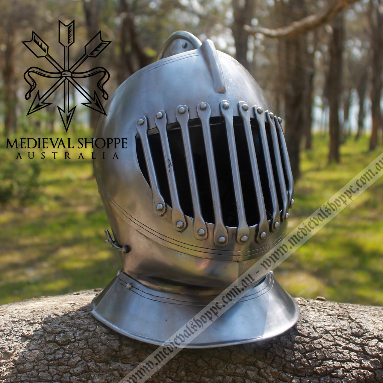 Armet Helm (SCA adaptable)