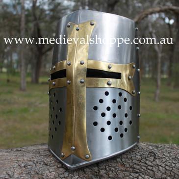 Crusader's Helm