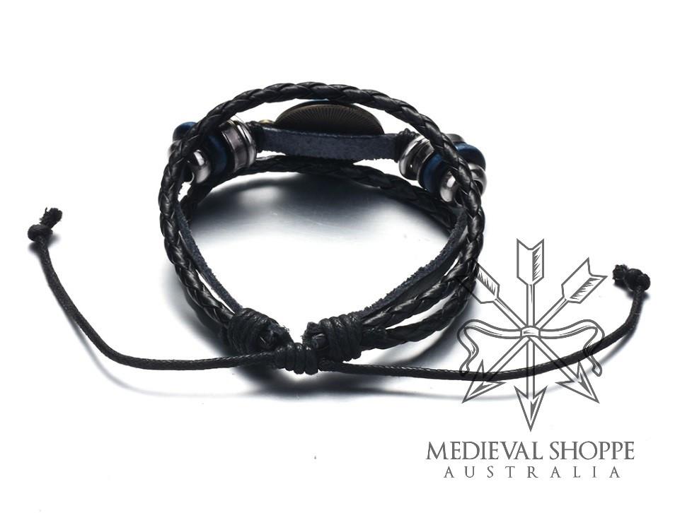 Knights Templar Shield Bracelet
