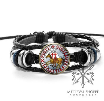 Knights Templar SEAL Bracelet