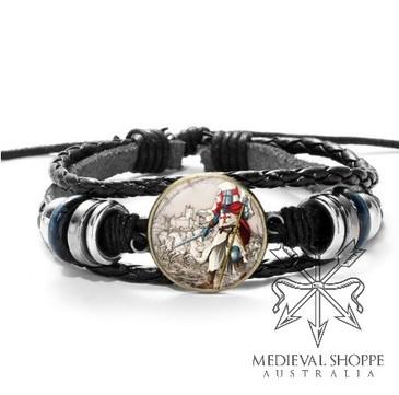 Knights Templar Bracelet