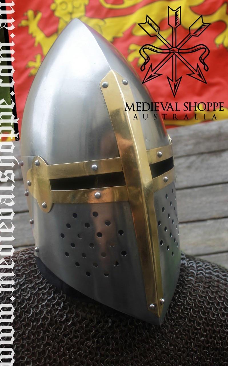 Crusades Sugarloaf Helm