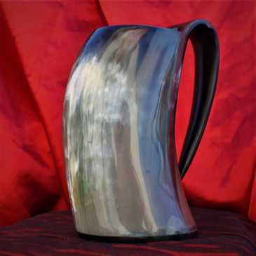 Cow Horn Tankard - Beer Mug (12)