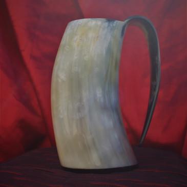 Cow Horn Tankard - Beer Mug (14)