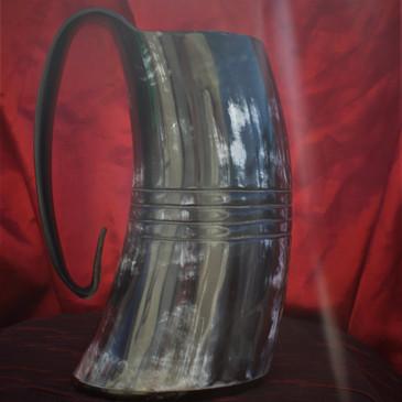 Cow Horn Tankard - Beer Mug (19)