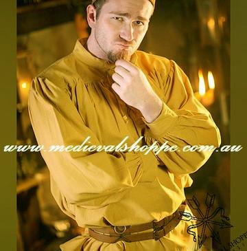 Nobleman's Shirt (Yellow)