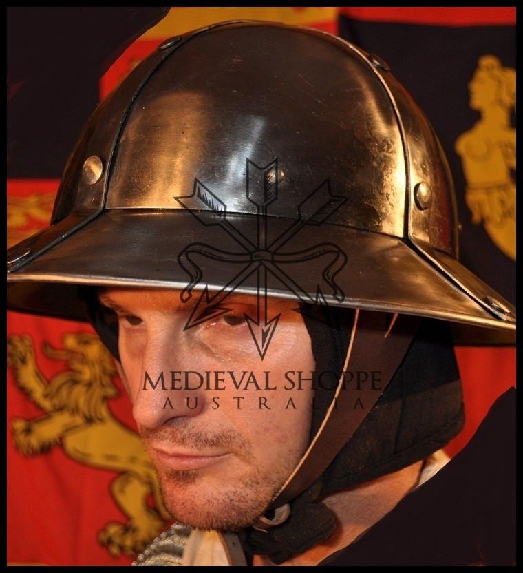 Chapel-de-Fer Helmet - kettle helm