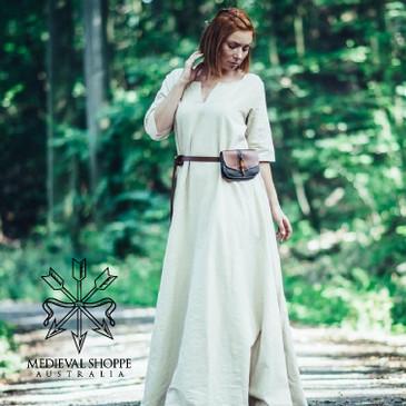 Hemp Medieval Dress