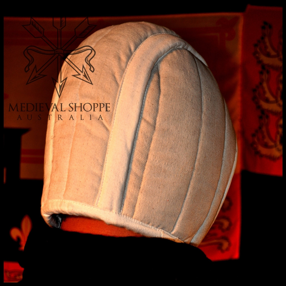Arming Cap - Medieval Padded Coif