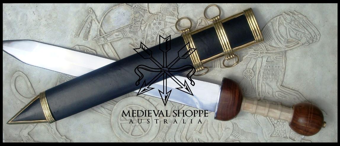 Roman Gladius Pompeianus semi-spatha - Roman sword