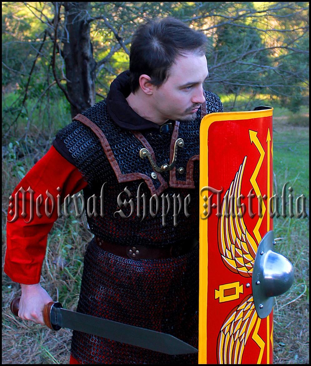 Roman Shield (Scutum)