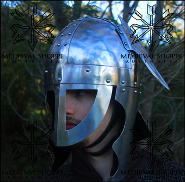LARP Winged Helm