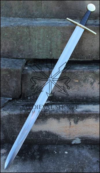 Templar sword