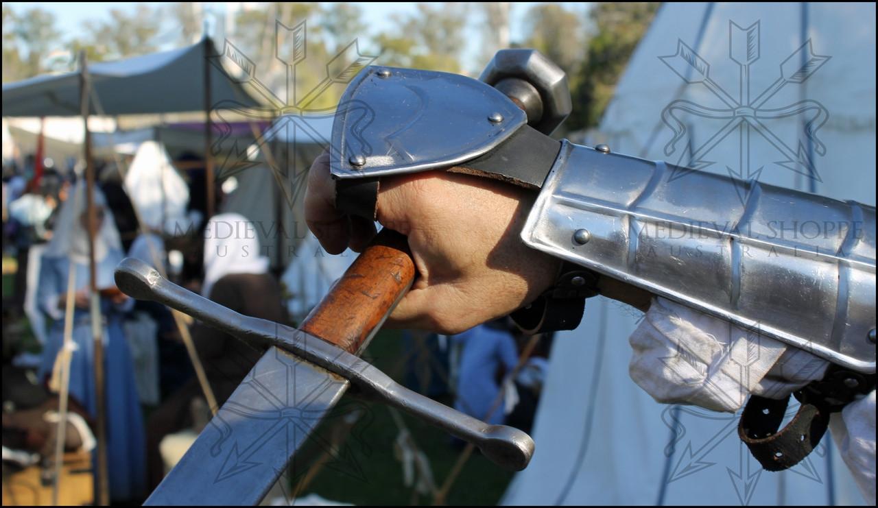 Medieval Forearm Armour