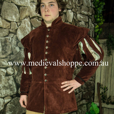 Men's 16th Century Jacket