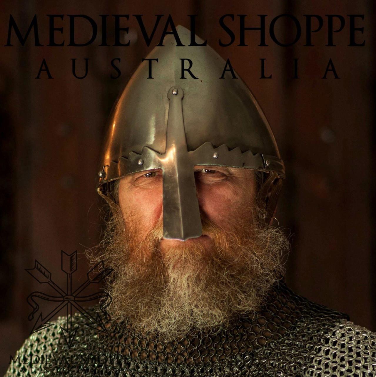 Prague Castle Conical Nasal Helmet - 10th Century (12g)
