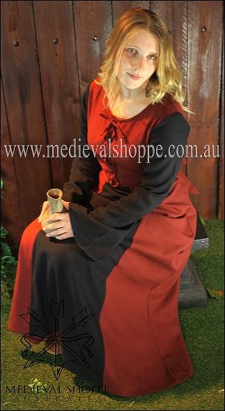 Medieval Dress - Renaissance Costume - AUSTRALIA