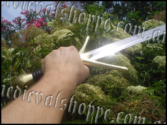 Scottish Medieval Sword