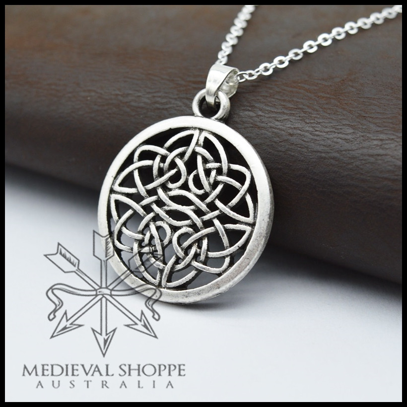 Celtic Knotwork Pendant