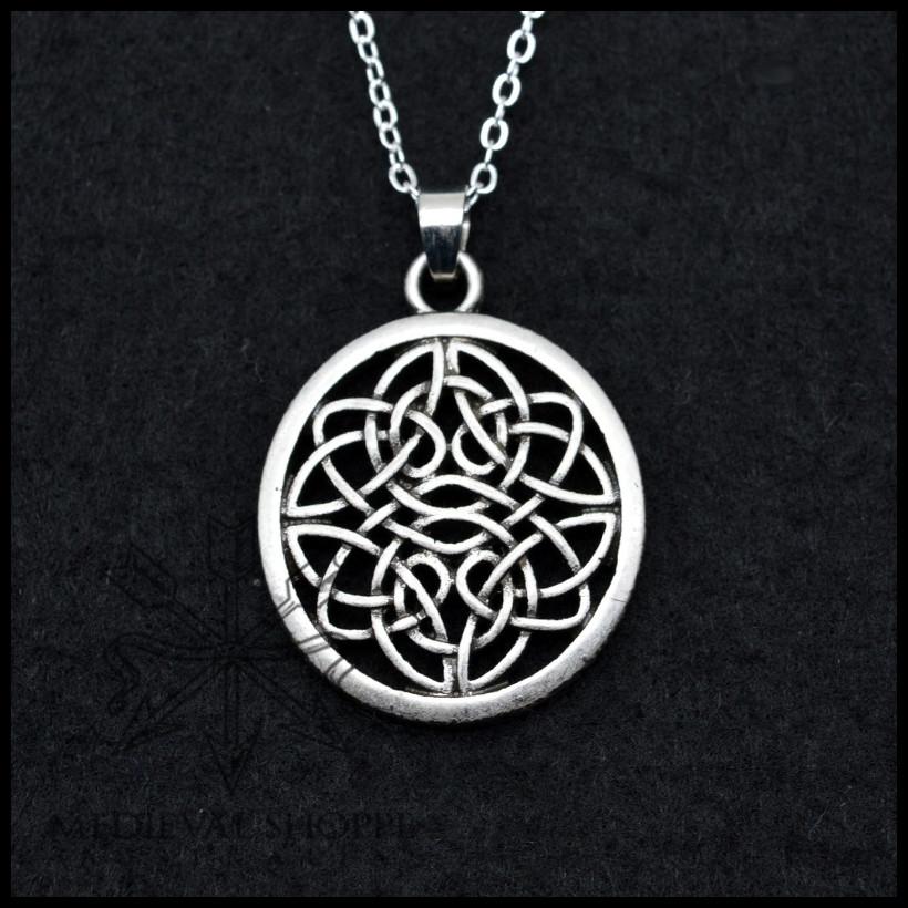 Celtic Knotwork Pendant