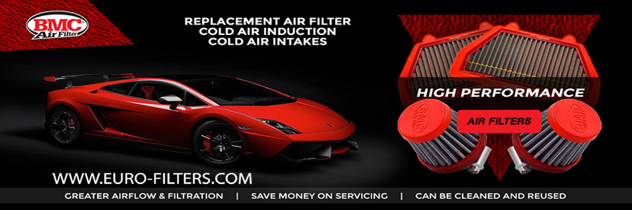 BMC Air Filters Available At Euro-Filters.com