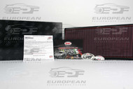 BMC Air Filter CRF614/01, high performance air filter for Ferrari 458 Italia/Spider.
