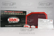 BMC Air Filter FB136/01, high performance air filter for: Mercedes-Benz CL63 AMG ('11>), Mercedes-Benz CLS63 AMG ('11>), Mercedes-Benz E63 AMG ('11>), Mercedes-Benz G63 AMG ('13>), Mercedes-Benz GL63 AMG ('13>), Mercedes-Benz ML63 AMG ('12>), Mercedes-Benz S63 AMG ('10>), and Mercedes-Benz SL63 AMG ('12>).