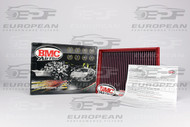 BMC Air Filter FB139/01, high performance air filter for: Range Rover 4.2 V8 ('05-'06), Range Rover Sport 4.2 V8 Supercharged ('05-'09), Range Rover Sport 4.4 V8 ('05-'09), Mercedes-Benz C36 AMG ('94-'00), and Mercedes-Benz ML55 AMG ('00-'05).