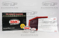 BMC Air Filter FB140/01, high performance air filter for: Porsche Boxster 986.