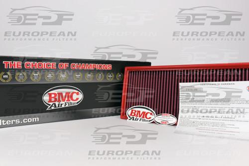 BMC Air Filter FB195/01, high performance air filter for: Porsche 996 GT2, Porsche 996 GT3, Porsche 996 Turbo, Porsche 996 Turbo S, and Porsche 997 GT3.