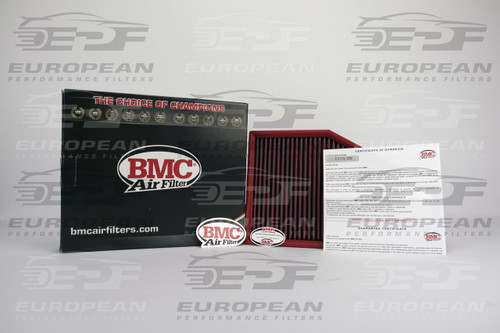 BMC Air Filter FB351/01, high performance air filter for: BMW 525i ('04-'10), BMW 530i ('04-'10), and BMW Z4 M.