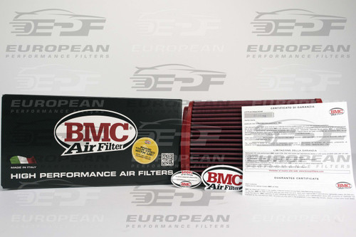 BMC Air Filter FB416/16, high performance air filter for Porsche 987 Boxster and Caymen.