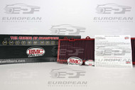 BMC Air Filter FB473/04, high performance air filter for: Porsche 997 GT2, Porsche 997 GT2RS, Porsche 997 GT3, and Porsche 997 Turbo ('06-'08).