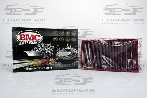 BMC Air Filter FB487/20, high performance air filter for: Ferrari 599 ('07-'11), Ferrari 612 Scaglietti ('06-'11), Ferrari California/California Turbo ('08>), Ferrari F12 Berlinetta ('12>), and Ferrari FF ('11>).