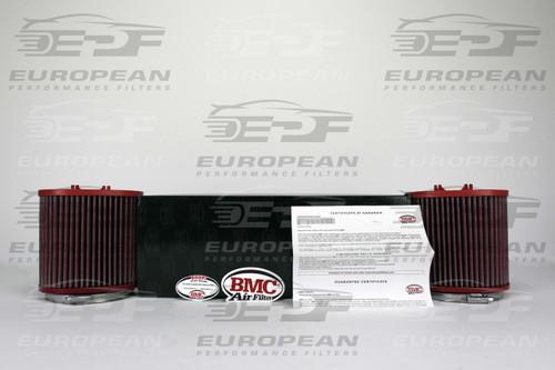BMC Air Filter FB550/08, high performance air filter for: Porsche 997 Carrera ('09-'11), Porsche 997 Carrera GTS, and Porsche Panamera GTS.