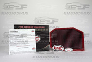 BMC Air Filter FB653/20, high performance air filter for BMW 528i.