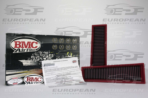 BMC Air Filter FB654/20, high performance air filter for BMW X5M and X6M.