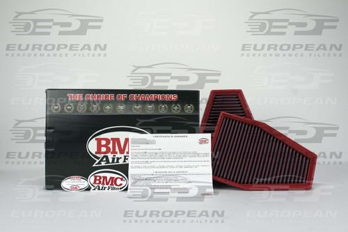BMC Air Filter FB709/01, high performance air filter for Porsche 991 Carrera and 991 GT3.
