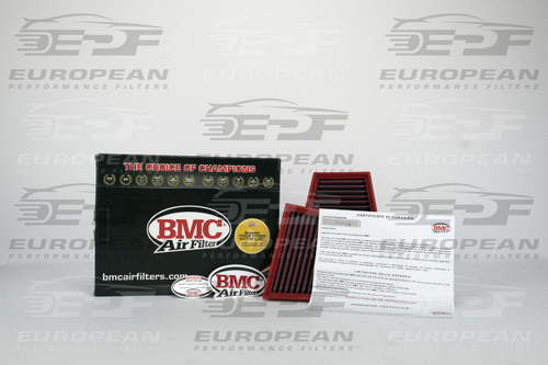 BMC Air Filter FB719/01, high performance air filter for Audi RS5.