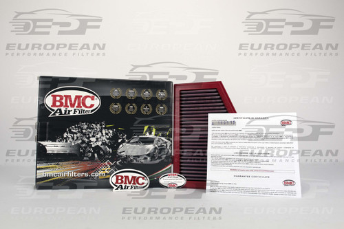 BMC Air Filter FB724/01, high performance air filter for: BMW 528i ('12>), BMW X1 ('13>), and BMW Z4 28i ('09-'16).