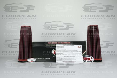 BMC Air Filter FB752/20, high performance air filter for Porsche 981 Boxster and Caymen.