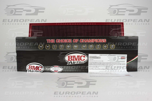 BMC Air Filter FB798/20, high performance air filter for Porsche 911 Turbo and Turbo S.