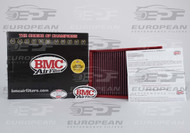 BMC Air Filter FB870/20, high performance air filter for Mercedes-Benz AMG GT/GTS.