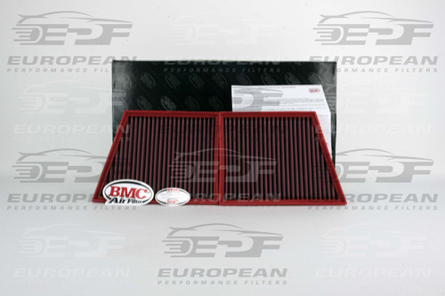 BMC Air Filter FB901/20, high performance air filter for Jaguar F-Pace 3.0L Supercharged.