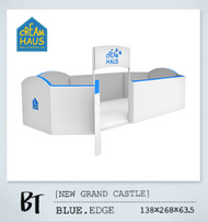New Grand Castle (Blue Edge)
