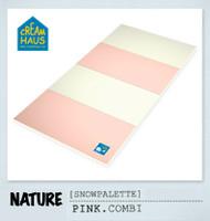 Snow Palette 220 (Pink-Cream)