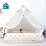 XL Inua Haus & Bumper Bed (Vivid)