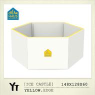 Hexagon Ice Castle YT (Yellow Edge)