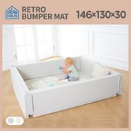 Retro Bumper Bed
