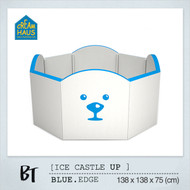 Ice Castle BT UP (Blue Edge)